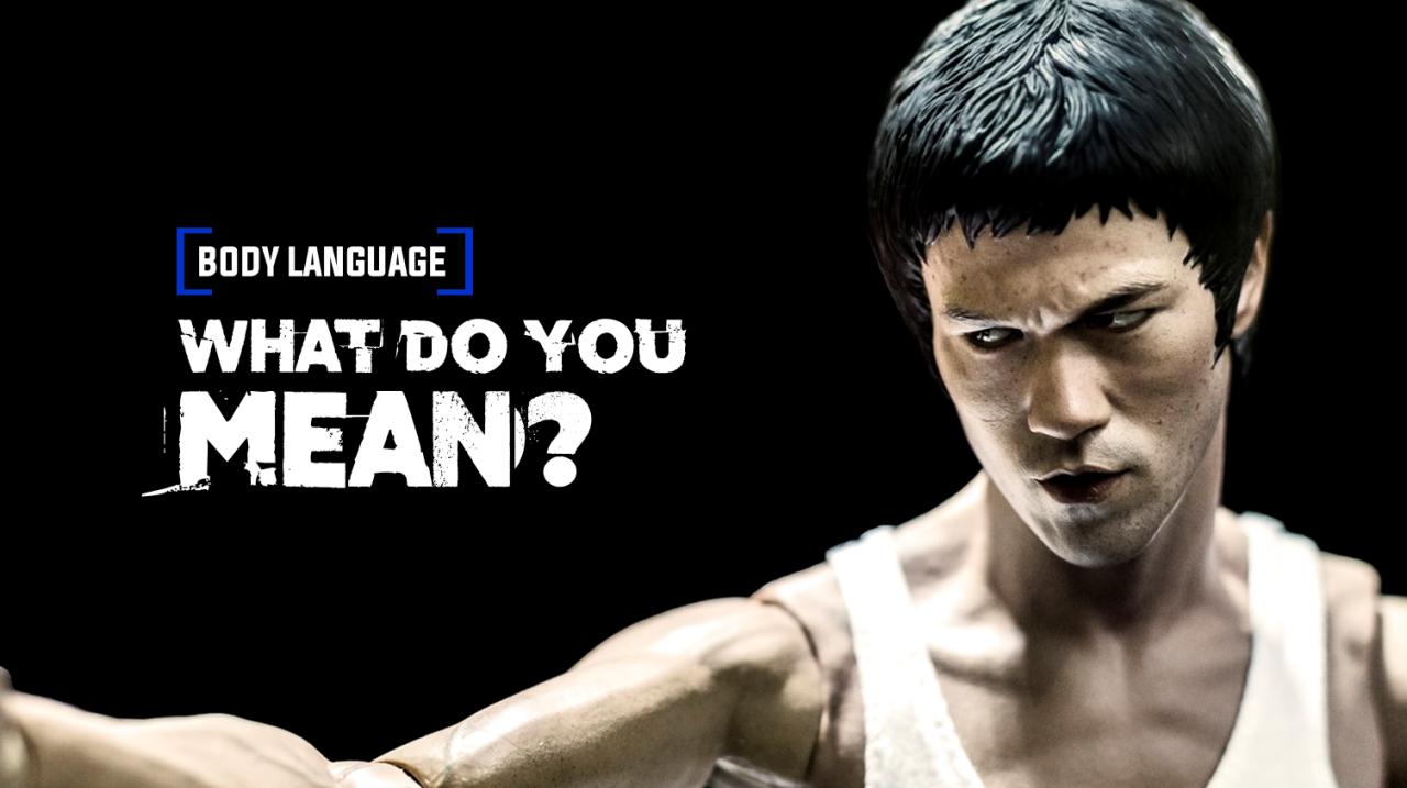 BODY LANGUAGE: Was meinst du eigentlich?