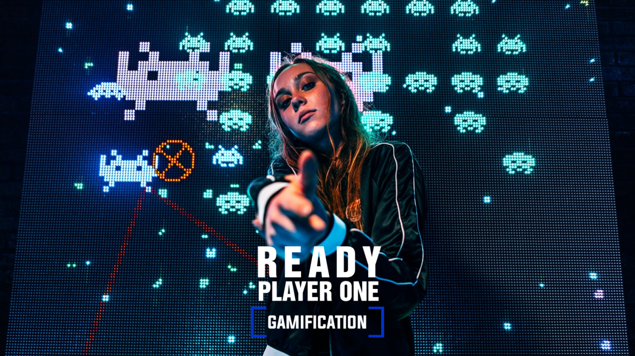 GAMIFICATION: Ready Player One