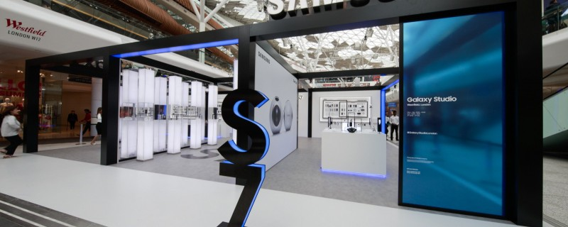 "CORPORATE EVENTS: SAMSUNG ""GALAXY STUDIO"" 2016 IN LONDON"