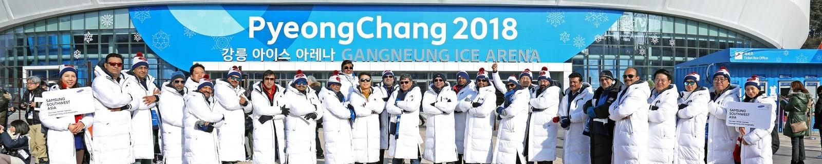 HOSPITALITY PROGRAM: PYEONGCHANG OLYMPIC 2018