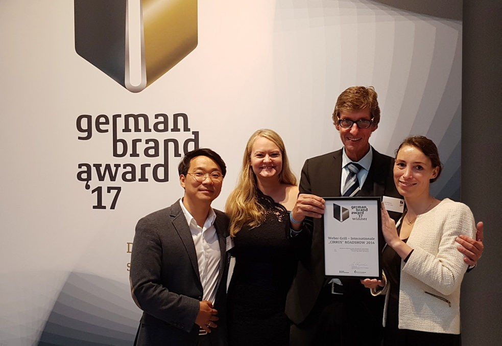 Eventagentur E.STYLE gewinnt German Brand Award für internationale Roadshow