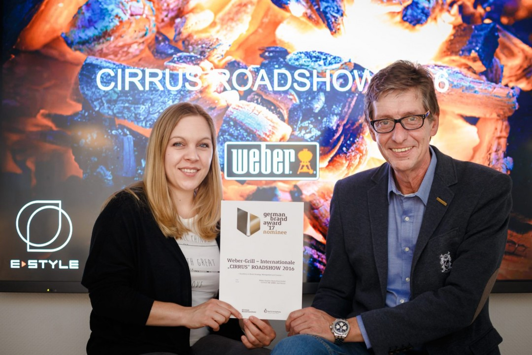 Corporate Events: Eventagentur E.STYLE mit Roadshow für German Brand Award nominiert